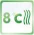 zelena_odrzavanje temp na 8oC